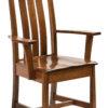 Amish Lavega Dining Arm Chair