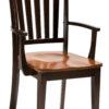 Amish Marbury Dining Arm Chair