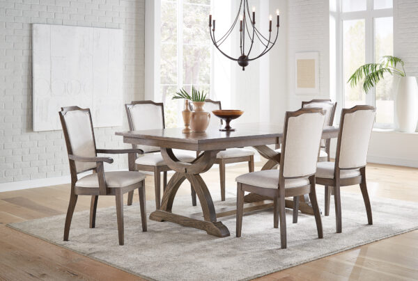 Amish Carmen Dining Collection with Palmer Chairs
