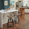 Amish Iron Craft Barstool Collection