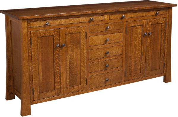 Amish 72 inch Grant Sideboard