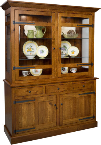 Amish Cheyenne Farmhouse Hutch