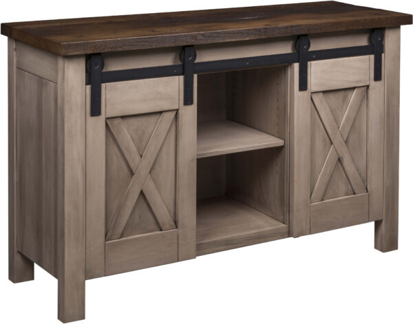 Amish Xavier Small Sideboard