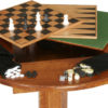 Ultimate Game Pub Table Showing Pieces