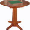 Ultimate Game Pub Table with Pinnacle Pedestal Base Option