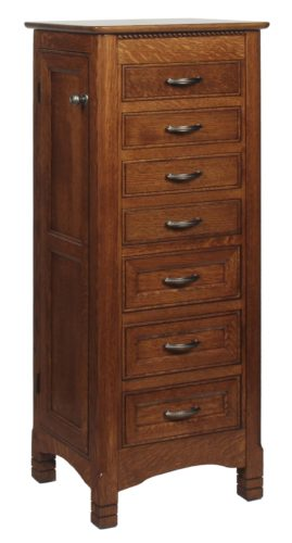 West Lake Jewelry Armoire