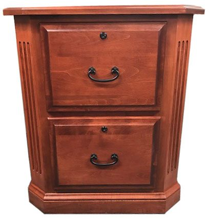 Buckingham File Cabinet with Lock Ready for Pick Up