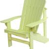 Adirondack Chair Painted Sandy Cream