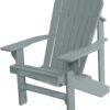 Adirondack Chair Painted Fired Steel