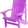 Plum Blossom Adirondack Chair