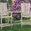 Euro Bar Chair Set with Tete-a-tete
