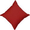 Red 16 Inch Throw Pillow