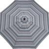 Trusted Coast Stripe Umbrella Fabric