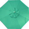 Aqua Umbrella Fabric