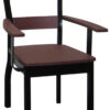 Poly Bridgeport Arm Chair