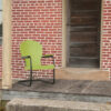 Poly Manchester Arm Chair