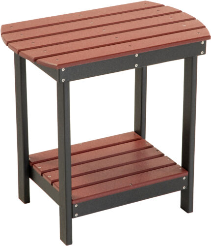 Poly Lumber Patio Accent Table