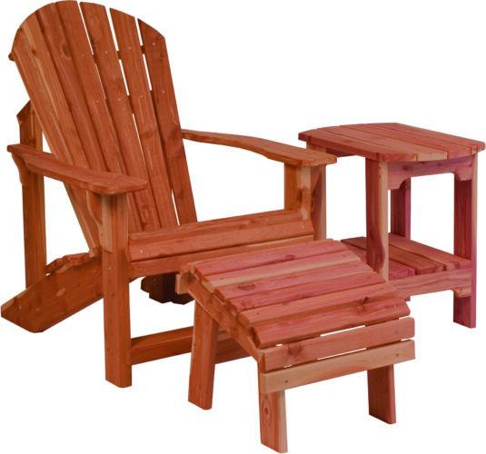 Adirondack Cedar Chair