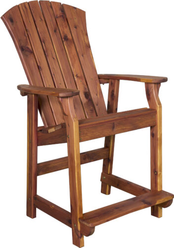 Cedar Outdoor Balcony Chair