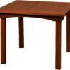 Red Cedar Square Table