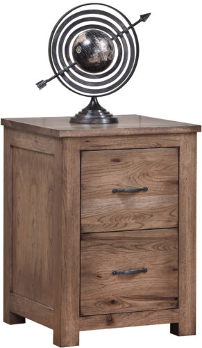 Amish Writing Series File Cabinet