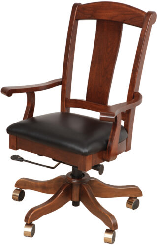 Amish Liberty Office Chair