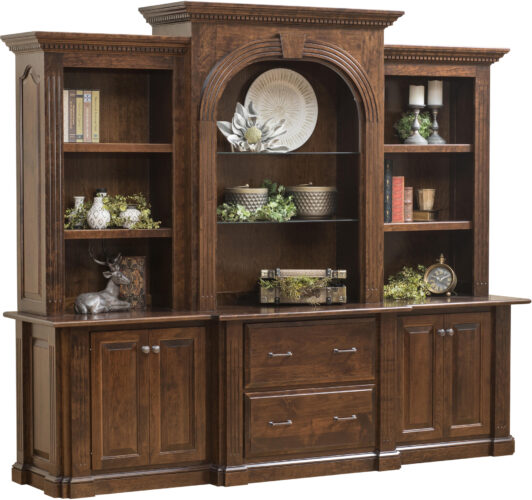 Amish Signature Base and Large Hutch