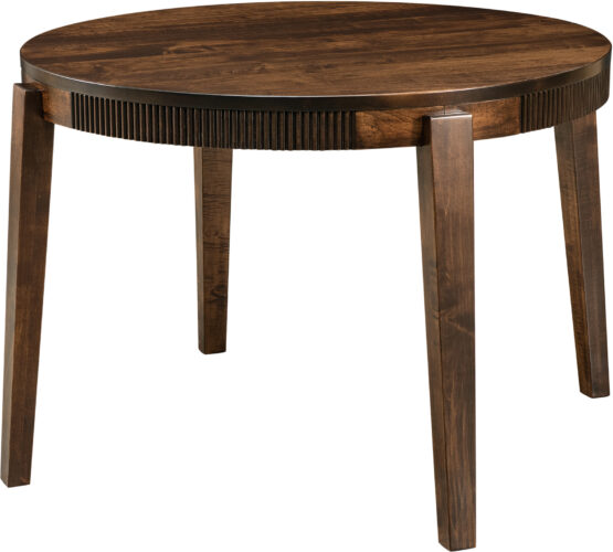 Amish Bellaire Leg Dining Table