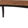 Amish Canterbury Leg Table