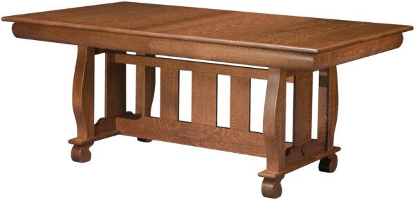 Amish Hampton Dining Table