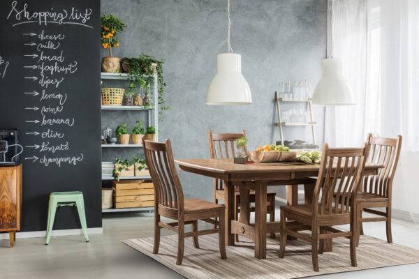 Amish Sheridan Trestle Dining Collection