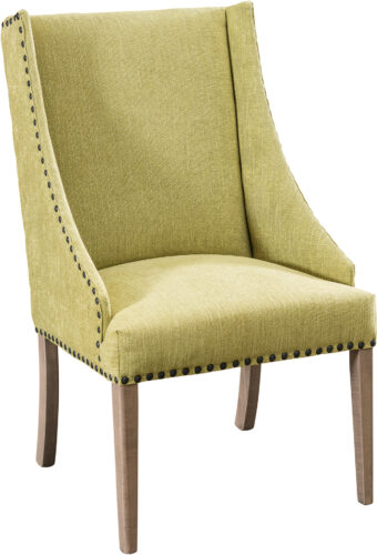 Amish Bristow Upholstered Arm Chair