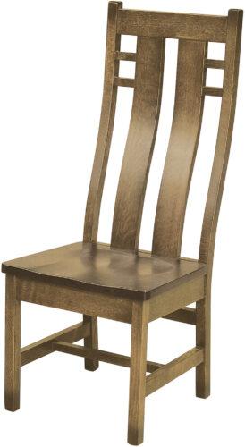 Amish Cascade Side Chair