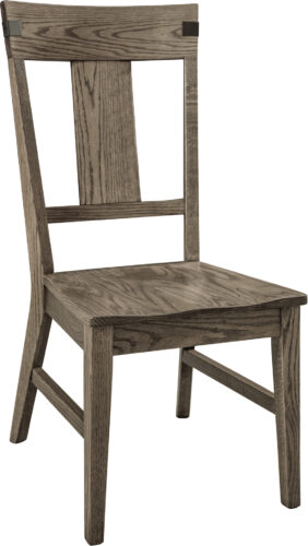 Amish Lahoma Side Dining Chair