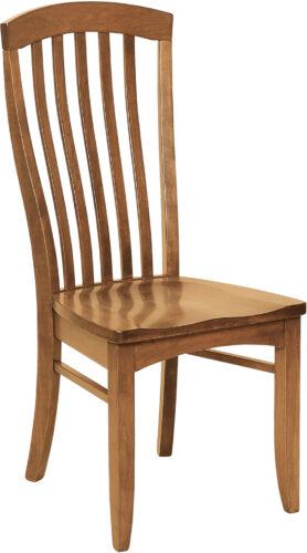 Amish Malibu Side Chair