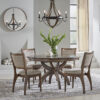 Amish Niles Dining Table and Chairs