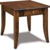 Custom Carlisle Shaker Collection End Table