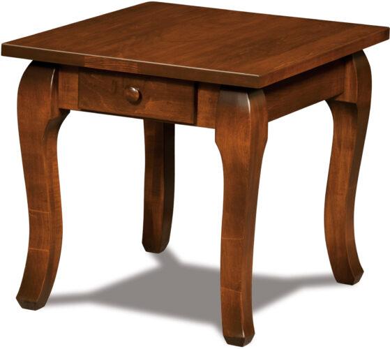 Cascade Collection End Table