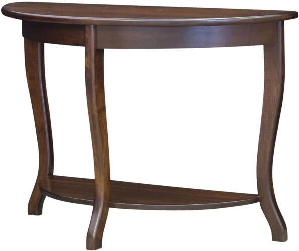 Custom Crestline Sofa Table