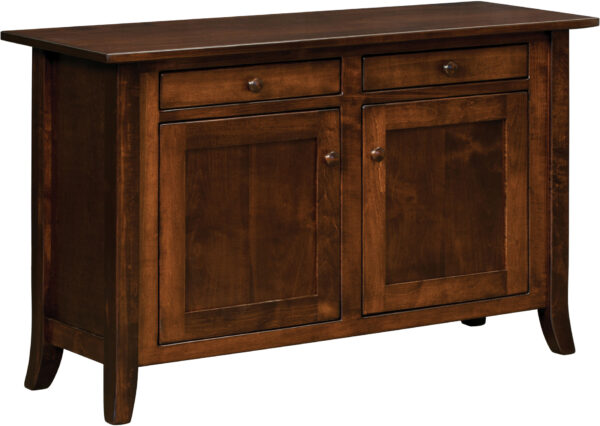 Custom Dresbach Collection Cabinet Sofa Table
