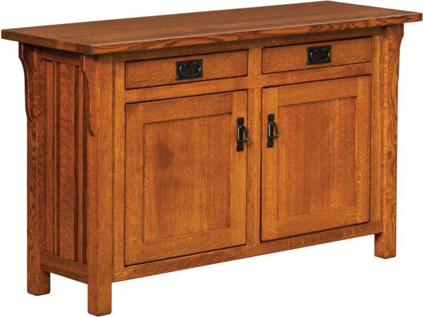 Custom Elliot Sofa Table Cabinet
