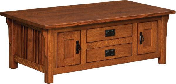 Custom Elliot Coffee Table Cabinet