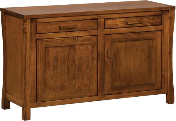Custom Heartland Enclosed Sofa Table
