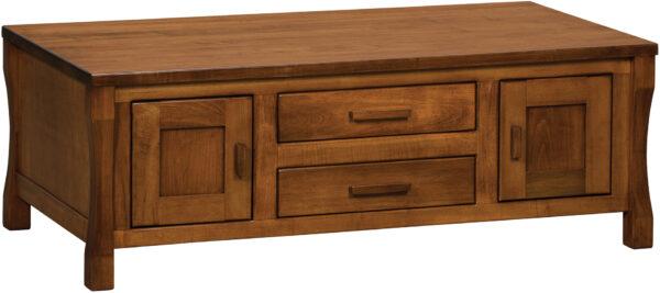 Custom Heartland Enclosed Coffee Table