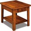 Custom Homestead Collection End Table
