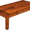 Custom Homestead Rustic Coffee Table