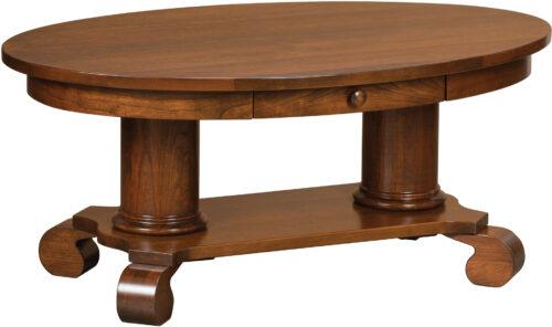 Jefferson Open Coffee Table