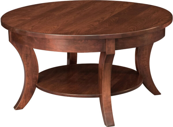 Madison Collection Round Coffee Table