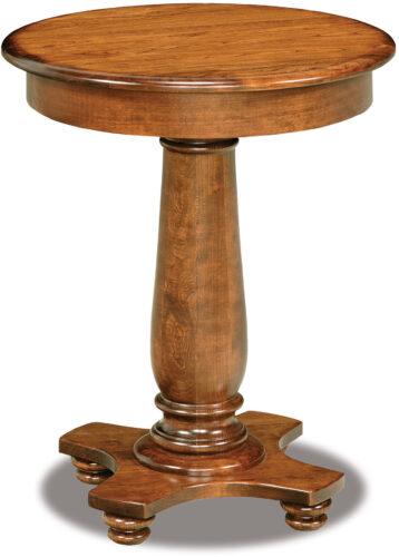 Custom Mason Collection Lamp Table