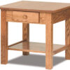 Open Mission Collection End Table